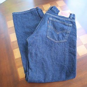 Levi's Denim 505 Youth Boy Jeans 28 X 28